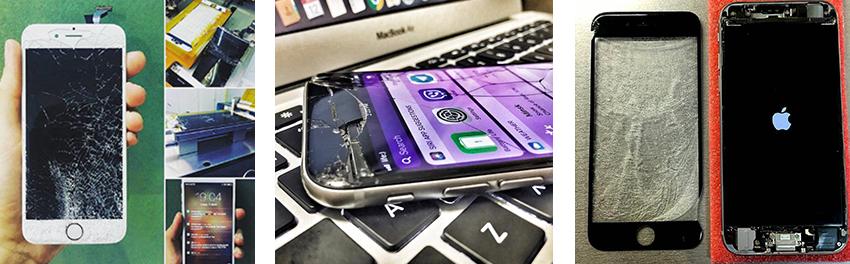 замена экрана iphone 6 в минске